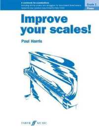 Link to an enlarged image of Improve Your Scales! Piano, Grade 1 (Faber Edition: Improve Your Scales!) (New)