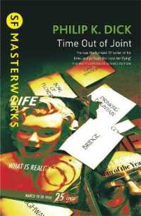 Link to an enlarged image of Time Out Of Joint (S.F. Masterworks)