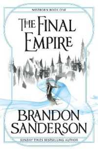 Link to an enlarged image of The Final Empire: Mistborn Book One (Mistborn)