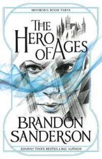 Link to an enlarged image of Hero of Ages : Mistborn Book Three (Mistborn) -- Paperback / softback