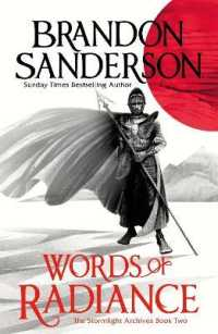 Link to an enlarged image of Words of Radiance Part One : The Stormlight Archive Book Two (Stormlight Archive) -- Paperback / softback