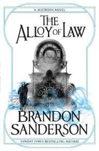 Link to an enlarged image of The Alloy of Law: A Mistborn Novel (Mistborn)