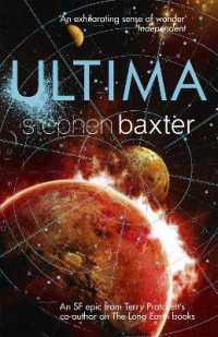 Link to an enlarged image of Ultima -- Paperback / softback