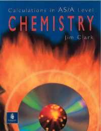 Link to an enlarged image of Calculations in A-level Chemistry -- Paperback