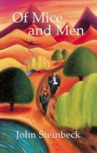 Link to an enlarged image of Of Mice and Men : with Notes (Longman Literature Steinbeck) -- Hardback