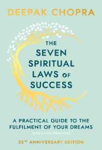 Link to an enlarged image of Seven Spiritual Laws of Success -- Hardback