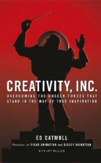 Link to an enlarged image of Creativity, Inc.: Overcoming the Unseen Forces That Stand in the Way of True Inspiration