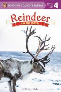 Link to an enlarged image of Reindeer : On the Move! (Penguin Young Readers. Level 4)