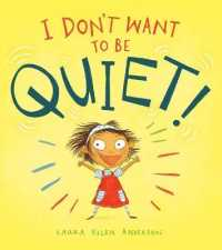 Link to an enlarged image of I Dont Want to Be Quiet