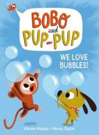 Link to an enlarged image of We Love Bubbles! (Bobo and Pup-pup)
