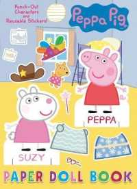 Link to an enlarged image of Peppa Pig Paper Doll Book (Peppa Pig)
