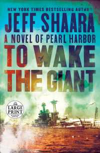 Link to an enlarged image of To Wake the Giant : A Novel of Pearl Harbor (Random House Large Print) (Large Print)