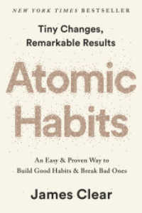 Link to an enlarged image of Atomic Habits (OME) : An Easy & Proven Way to Build Good Habits & Break Bad Ones