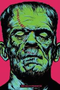 Link to an enlarged image of Frankenstein : Or, the Modern Prometheus