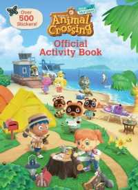 Link to an enlarged image of Animal Crossing New Horizons Official Activity Book : Over 500 Stickers! (ACT CSM ST)