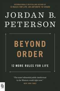 Beyond Order : 12 More Rules for Life 9780593420164