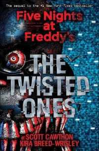 Books Kinokuniya: The Twisted Ones (Five Nights at Freddy's