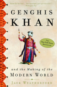 Link to an enlarged image of Genghis Khan and the Making of the Modern World (Reprint)