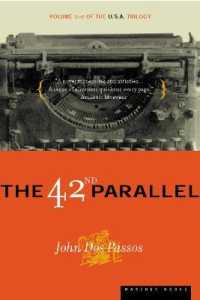 Link to an enlarged image of The 42nd Parallel (USA Trilogy)