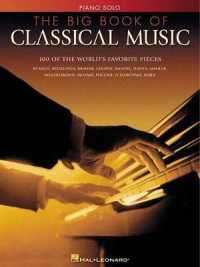 Link to an enlarged image of The Big Book of Classical Music
