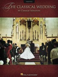Link to an enlarged image of Classical Weddings : Piano Solo