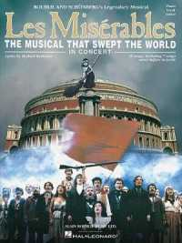 Link to an enlarged image of Les Miserables in Concert : The Musical That Swept the World