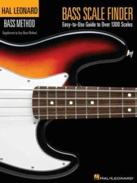 Link to an enlarged image of Bass Scale Finder : Easy-to-use Guide to over 1,300 Scales