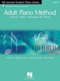 Link to an enlarged image of Adult Piano Method : Lessons, Solos, Technique & Theory (Hal Leonard Student Piano Library) (Paperback + Spoken Word Compact Disc)