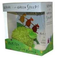 Link to an enlarged image of Where is the Green Sheep?