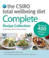 Link to an enlarged image of Csiro Total Wellbeing Diet : Complete Recipe Collection -- Paperback / softback