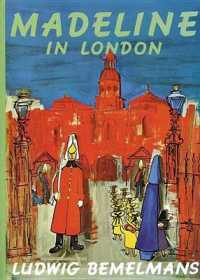Link to an enlarged image of Madeline in London (Madeline)