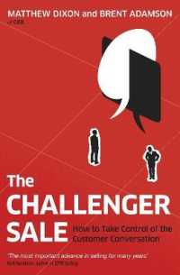 Challenger Sale Taking Control of the Customer Conversation 9780670922857