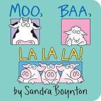 Link to an enlarged image of Moo, Baa, La La La! (Boynton Board Books) (BRDBK)