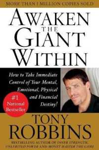 Link to an enlarged image of Awaken the Giant within : How to Take Immediate Control of Your Mental, Emotional, Physical and Financial (Reprint)