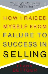 Link to an enlarged image of How I Raised Myself from Failure to Success in Selling