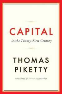 Link to an enlarged image of Capital in the Twenty-First Century