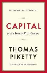 Link to an enlarged image of Capital in the Twenty-first Century (Reprint)