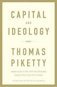 CAPITAL AND IDEOLOGY 9780674980822