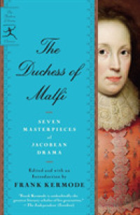 Link to an enlarged image of The Duchess of Malfi : Seven Masterpieces of Jacobean Drama (Modern Library Classics)