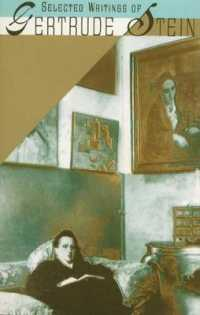 Link to an enlarged image of Selected Writings of Gertrude Stein (Reissue)