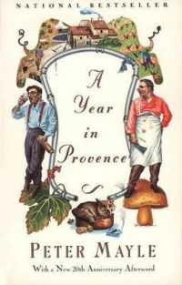 Link to an enlarged image of A Year in Provence (Reprint)
