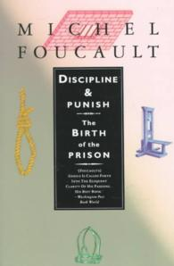 Link to an enlarged image of Discipline and Punish : The Birth of the Prison (Reprint)