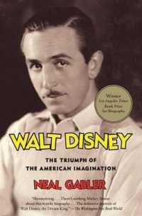 Link to an enlarged image of Walt Disney : The Triumph of the American Imagination (Reprint)