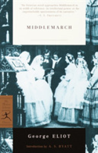 Link to an enlarged image of Middlemarch (Modern Library Classics)