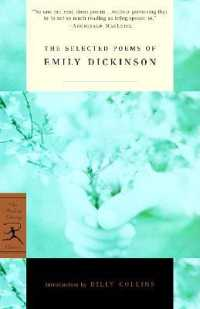 Link to an enlarged image of The Selected Poems of Emily Dickinson (Modern Library Classics)