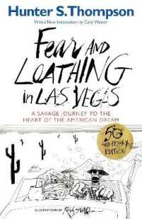 Link to an enlarged image of Fear and Loathing in Las Vegas : A Savage Journey to the Heart of the American Dream (2nd)