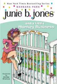 Link to an enlarged image of Junie B. Jones and a Little Monkey Business (Junie B. Jones)