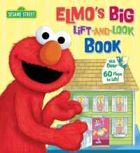Link to an enlarged image of Elmo's Big Lift-And-Look Book : Featuring Jim Henson's Sesame Street Muppets (LTF BRDBK)