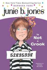 Link to an enlarged image of Junie B. Jones Is Not a Crook (Junie B. Jones)