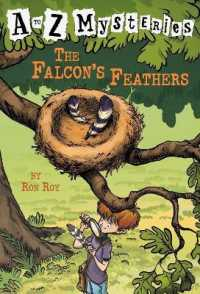 Link to an enlarged image of The Falcon's Feathers (A to Z Mysteries)